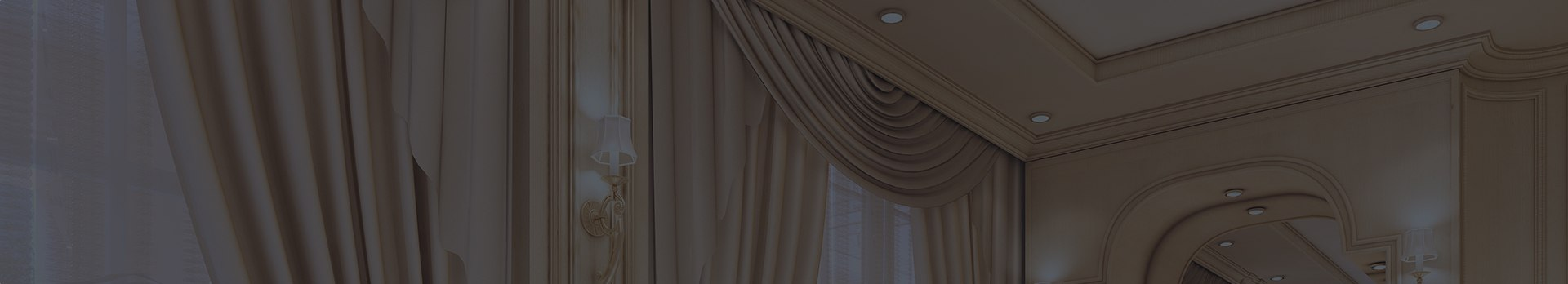 Luxury Classical Curtains